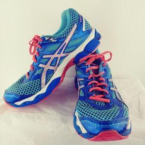 ASICS Women Gel Cumulus 15 Running Shoes Size 9